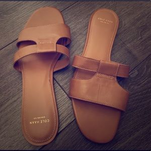 NEW Cole Haan Grand.OS slip on sandals